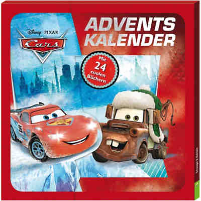 Cars: Mein Adventskalender