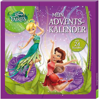 Disney Fairies: Mein Adventskalender