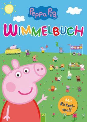 Suchspa/ß mit Peppa Peppa Pig