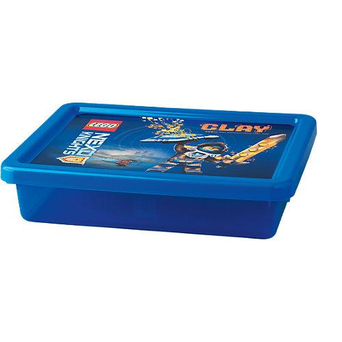 LEGO Aufbewahrungsbox klein Nexo Knights Sale Angebote Neu-Seeland