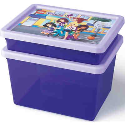 aufbewahrungsbox lego ninjago gro lego ninjago mytoys. Black Bedroom Furniture Sets. Home Design Ideas