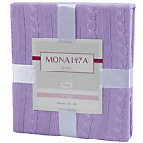 "Плед ""Monet"", 140*180 Classic, Mona Liza, лаванда"