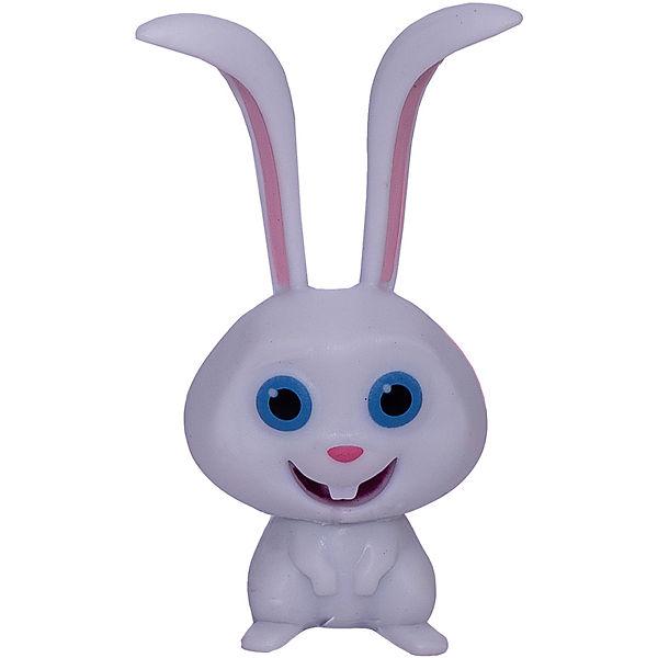 Мини-фигурка Кролик Снежок улыбается, Тайная жизнь домашних животных