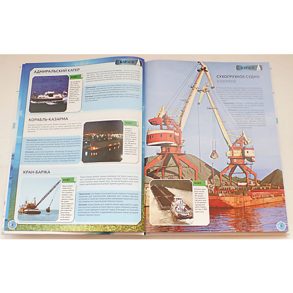 Энциклопедия кораблей и лодок
