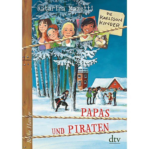Die Karlsson-Kinder: Papas und Piraten