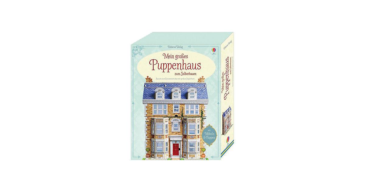 Usborne Verlag · Mein großes Puppenhaus zum Selberbauen
