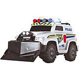 Полицейская машина Dickie Toys со светом и звуком
