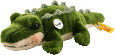 Rocko Krokodil 30 cm, grün