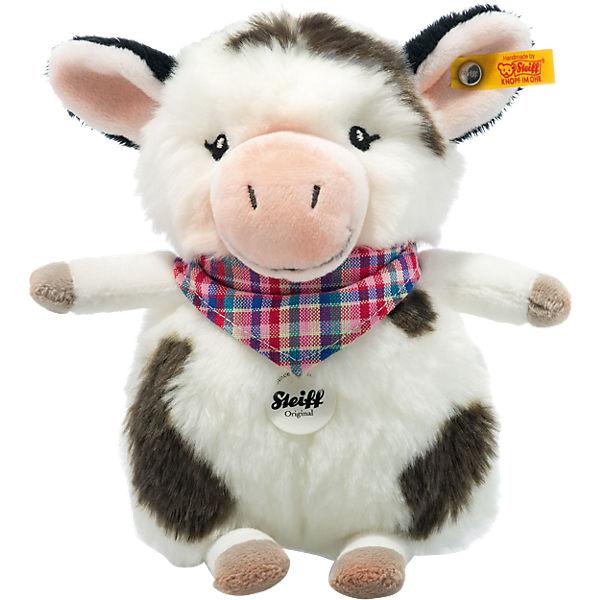 Happy Farm Kuh Mini Cowaloo, 18cm, Steiff