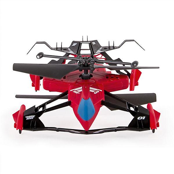 Вертолёт-лезвие, Spin Master AIRHOGS, красный