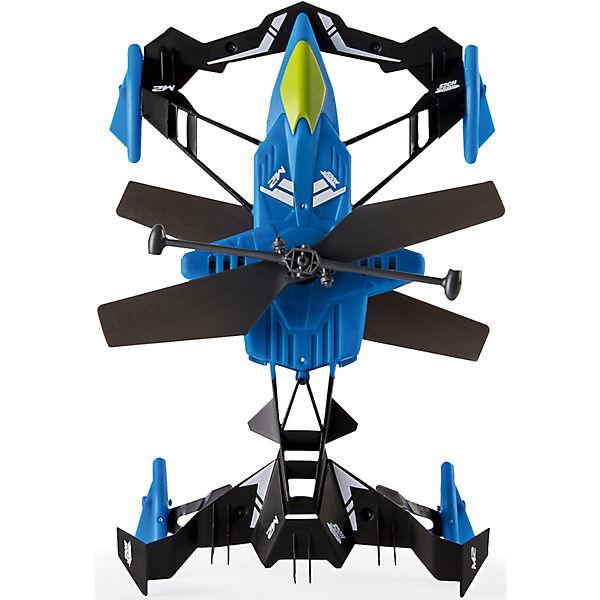 Вертолёт-лезвие, Spin Master AIRHOGS, синий