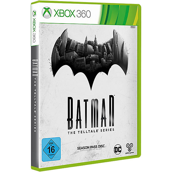 XBOX360 Batman: The Telltale Series