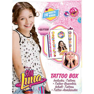 Tattoo Box - Soy Luna