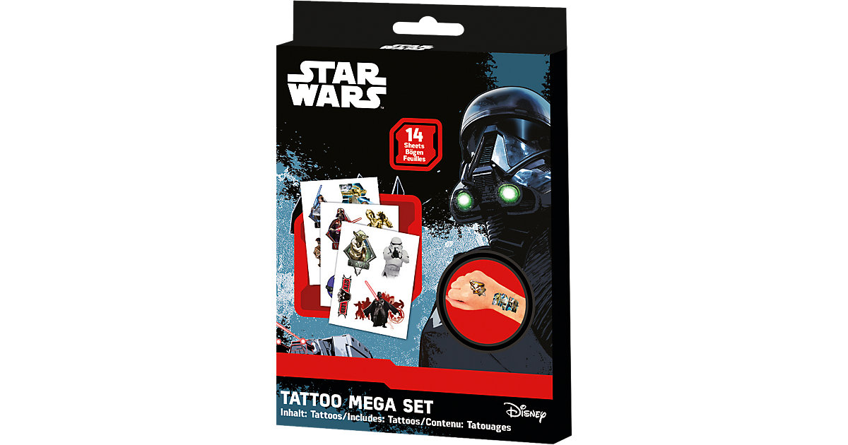 Tattoo Box - Star Wars
