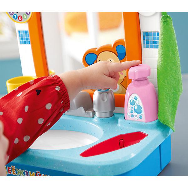 """Развивающая игрушка Fisher Price """"Умывальник Учёного Щенка"""""""