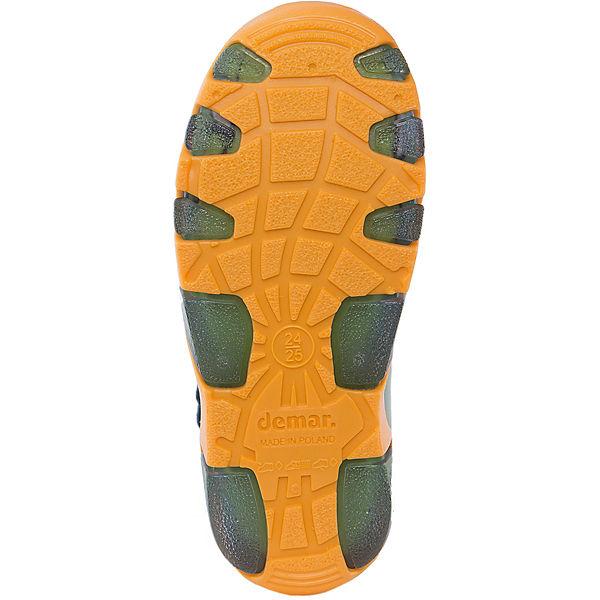 Резиновые сапоги  для мальчика DEMAR