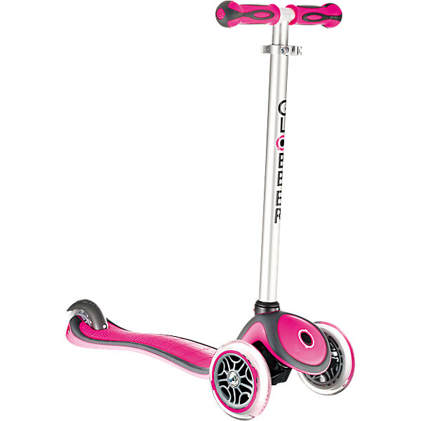 3-Wheels Scooter 5 in 1, pink