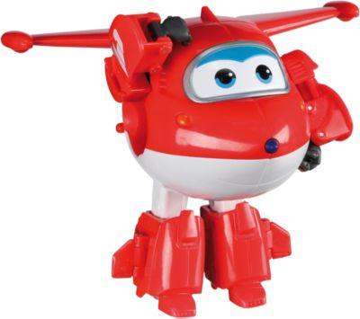 2019 Super Wings Transformations Roboter Jerome Donnie Jett Paul Spielfiguren