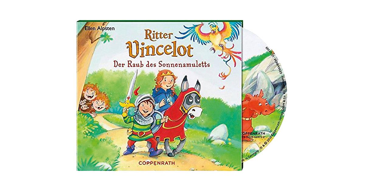 Ritter Vincelot: Der Raub des Sonnenamuletts, 1...
