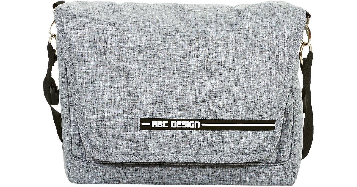 Wickeltasche Fashion, graphite grey