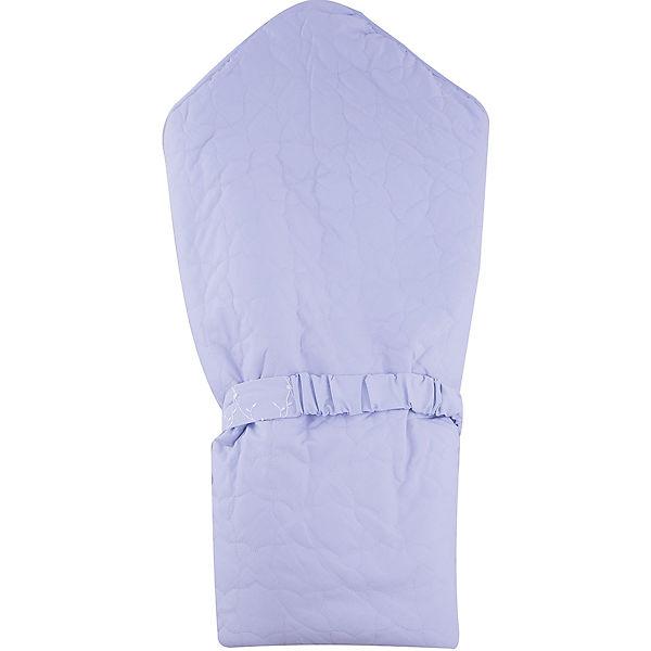 Одеяло-конверт Зимушка, Сонный гномик, голубой