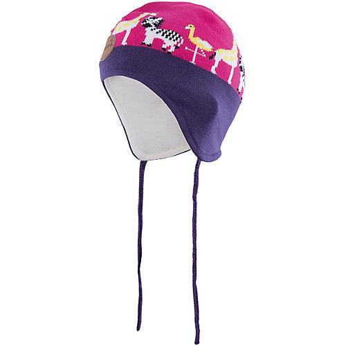 Шапка Huppa Karro - розовый от Huppa