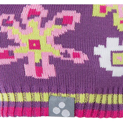 Шапка Huppa Floral - лиловый от Huppa