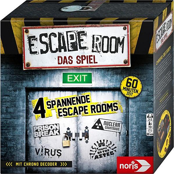 Escape Room Room