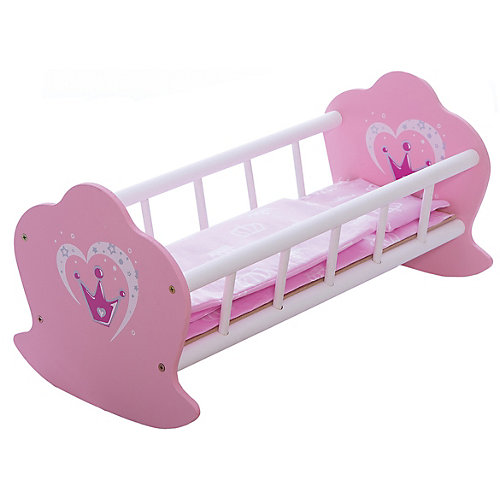 "Кроватка-люлька деревянная ""Корона"", Mary Poppins от Mary Poppins"