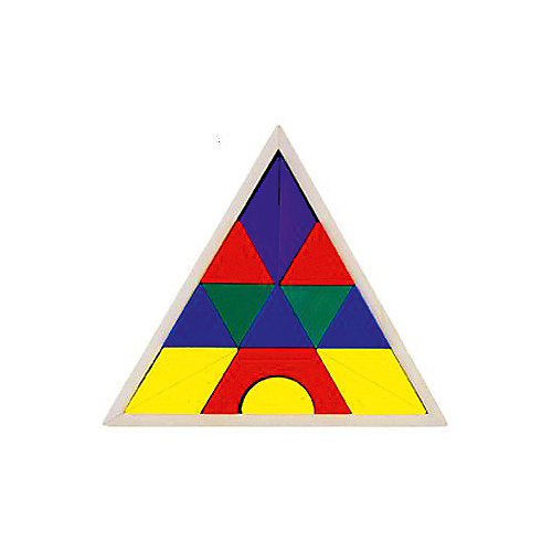 "Деревянные кубики Mapacha ""Пирамида"" от Mapacha"