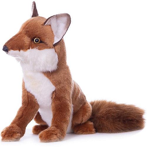 """Мягкая игрушка Hansa """"Лесные животные"""" Лиса, 28 см от Hansa"""