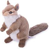 """Мягкая игрушка Hansa """"Лесные животные"""" Бурундук сидящий, 16 см"""