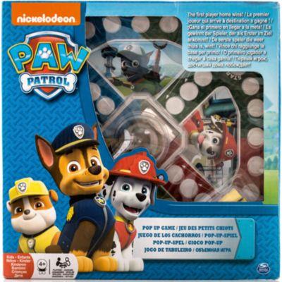 Spin Master Games PAW Patrol - Spiel Sorry mit Pop-up-Würfel