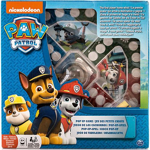Настольная игра Paw Patrol с фишками от Spin Master