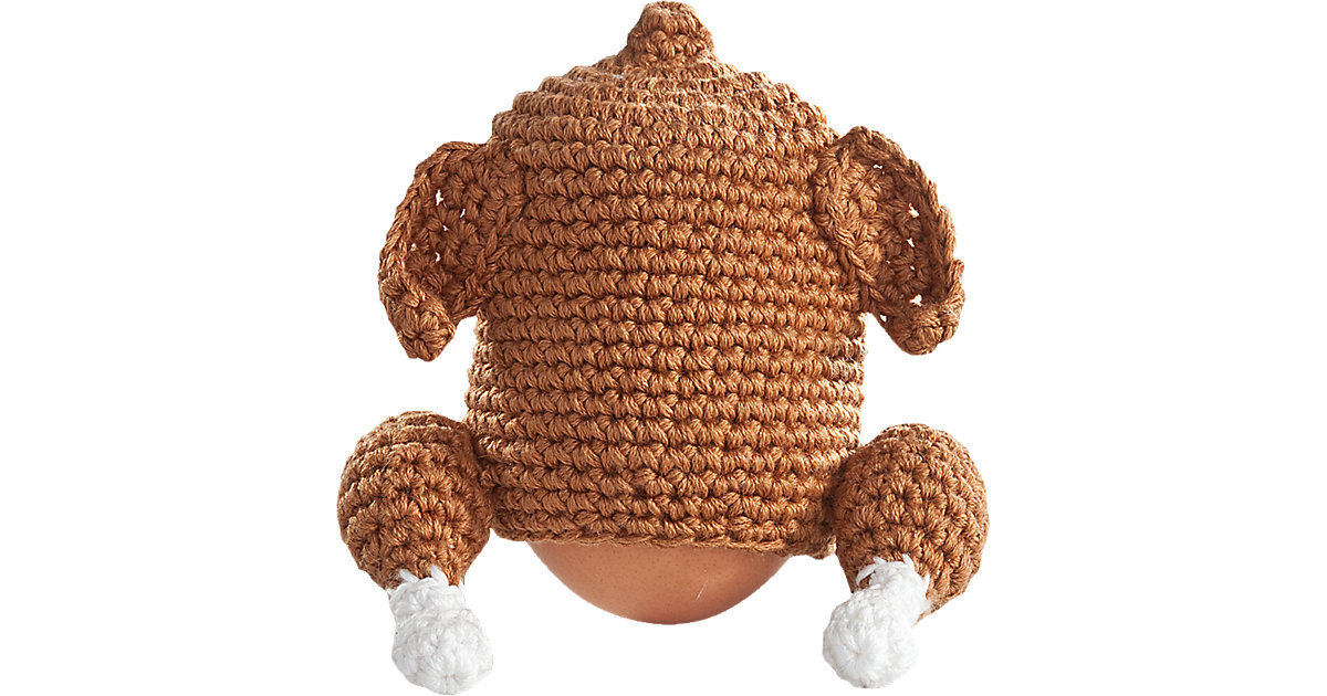 Eierwärmer Hot Chicken mehrfarbig