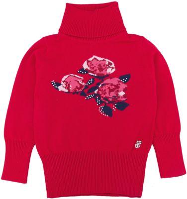 Водолазка для девочки Sweet Berry - красный