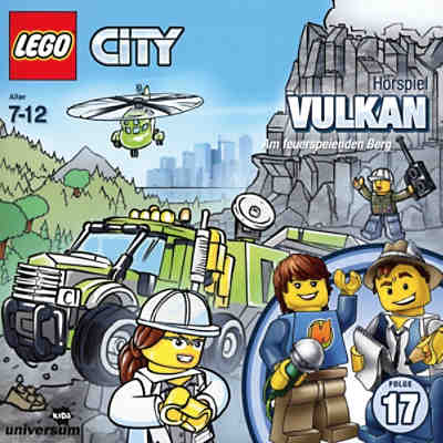 CD LEGO City 17