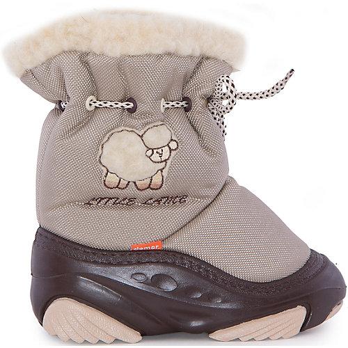 Сноубутсы Little Lamb demar - бежевый от Demar