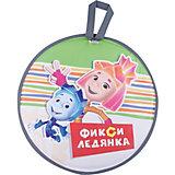 Ледянка Nika-Kids Фиксики, зеленая