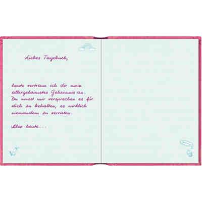 Tagebuch Mit Stifthalter Gummiverschluss A5 Mytoys