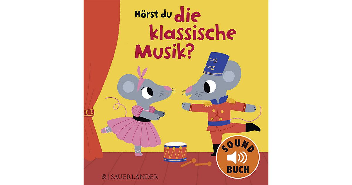 Hörst du die klassische Musik?, Soundbuch mit k...