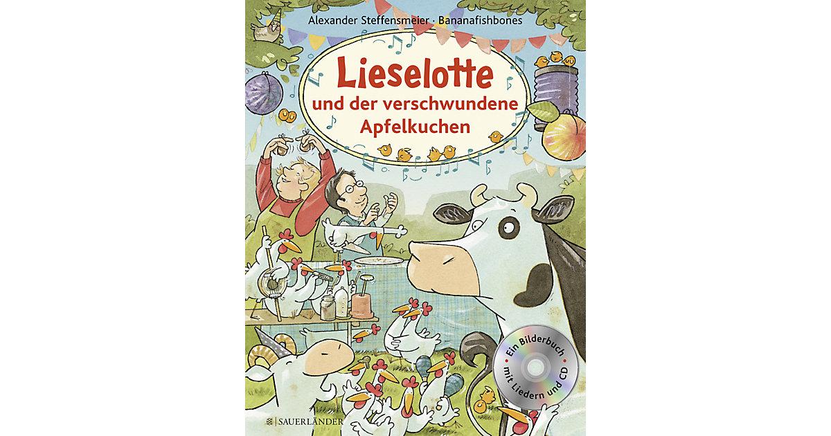 Lieselotte und der verschwundene Apfelkuchen, m...
