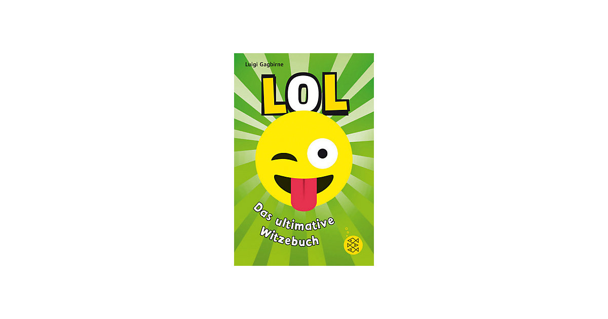 LOL: Das ultimative Witzebuch