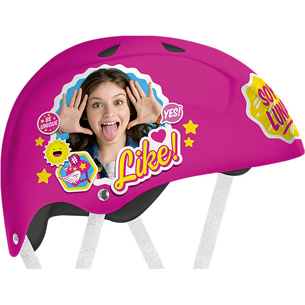 soy luna fahrradhelm disney soy luna mytoys. Black Bedroom Furniture Sets. Home Design Ideas