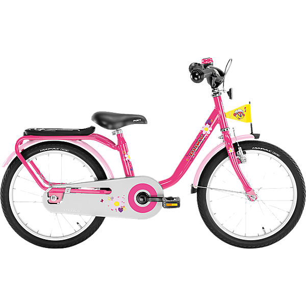 kinderfahrrad z 8 18 zoll lovely pink puky mytoys. Black Bedroom Furniture Sets. Home Design Ideas