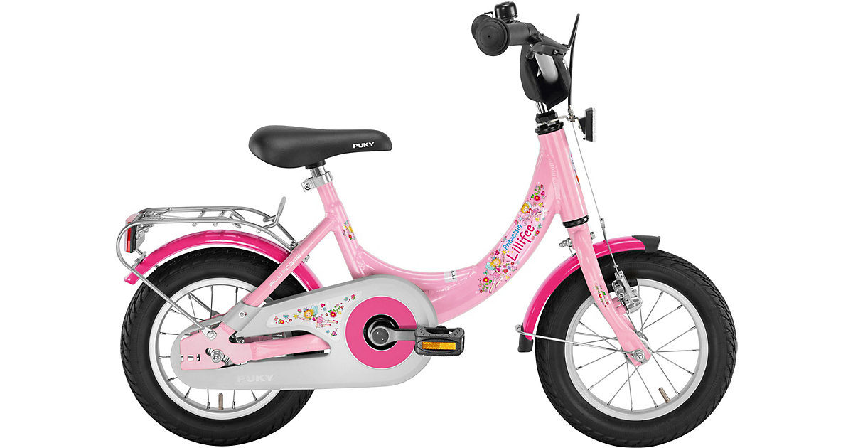 prinzessin lillifee kinderfahrrad zl 16 alu 16 zoll. Black Bedroom Furniture Sets. Home Design Ideas
