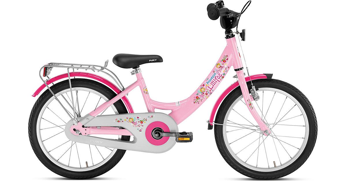 Prinzessin Lillifee Kinderfahrrad ZL 16 ALU, 16 Zoll rosa   Kinderzimmer > Spielzeuge > Kinderfahrräder   PUKY