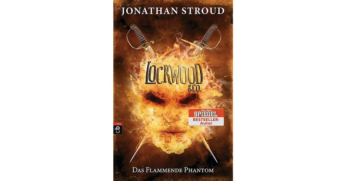 Lockwood & Co.: Das Flammende Phantom