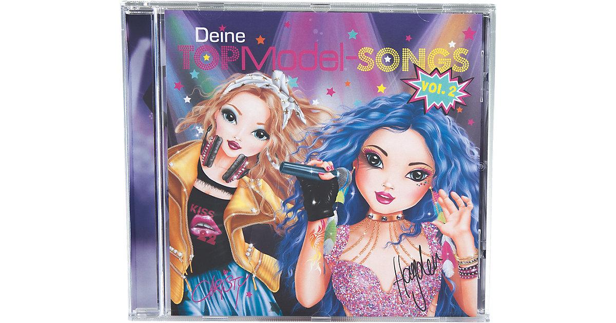 TOPModel Musik CD, Deine TOPModel Songs Vol. 2