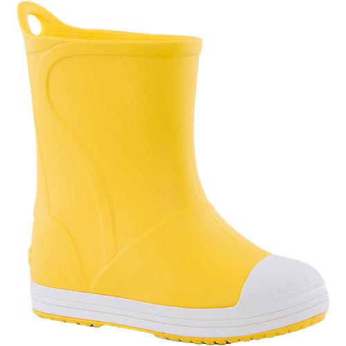 Резиновые сапоги CROCS Kids' Bump It Rain Boot - желтый от crocs